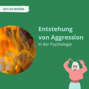 gut zu wissen_entstehung von aggression